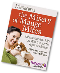 Happy Dog Naturals Mange